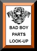 parts look-up and diagram for bad boy mowers