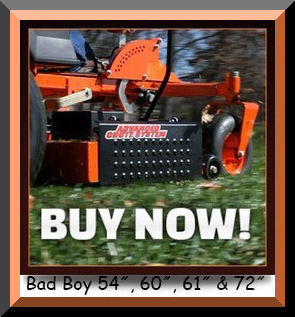 "FITS BAD BOY 54"", 60"", 61"" & 72"" MOWERS"