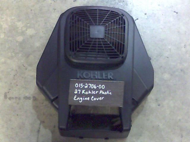 Kohler Command Engine Shroud Cover P//N 1202796 Black OEM