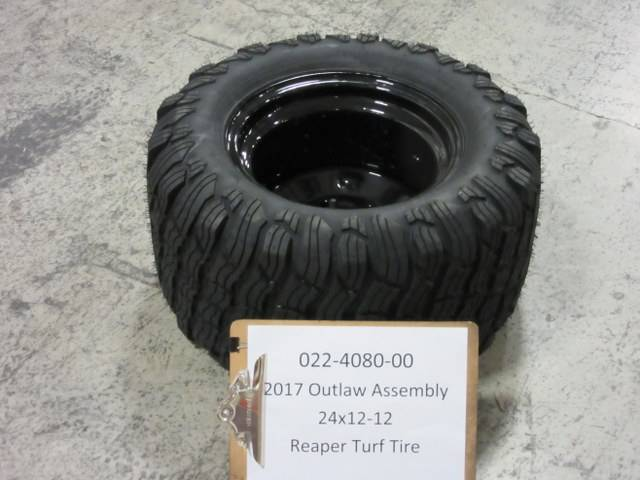 Bad Boy Mower Part 2017 Outlaw Assy 24x12 12 Reaper Turf Tire