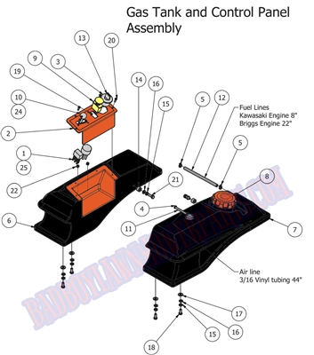 bad boy mower part 2013 mz fuel tank control panel. Black Bedroom Furniture Sets. Home Design Ideas