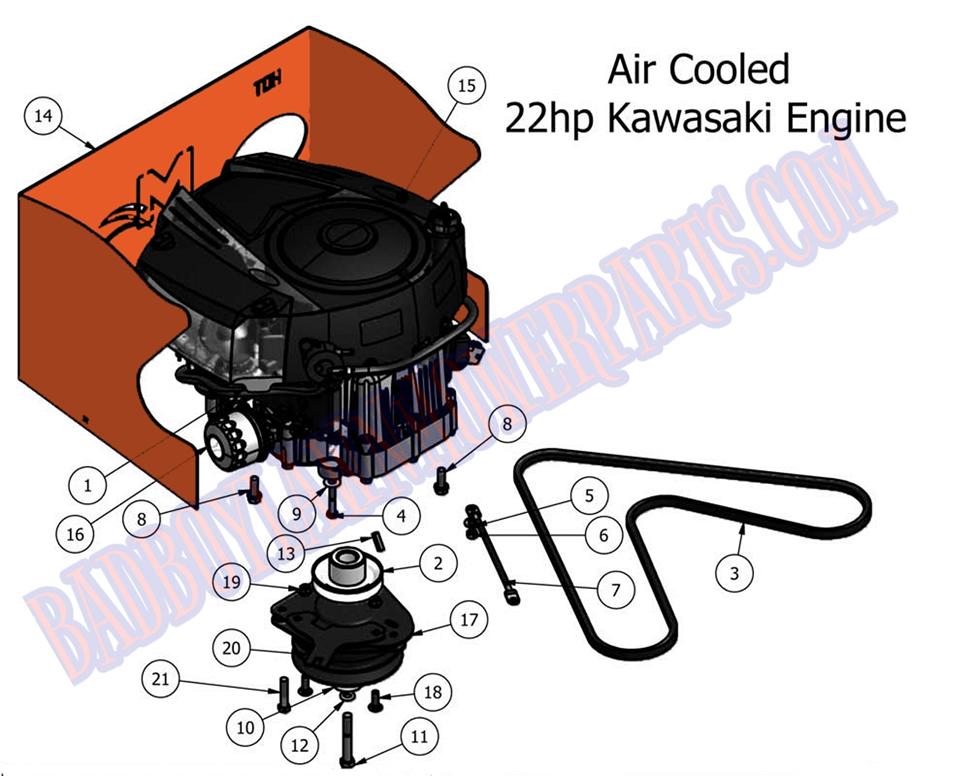 Kawasaki engine manual 22 hp