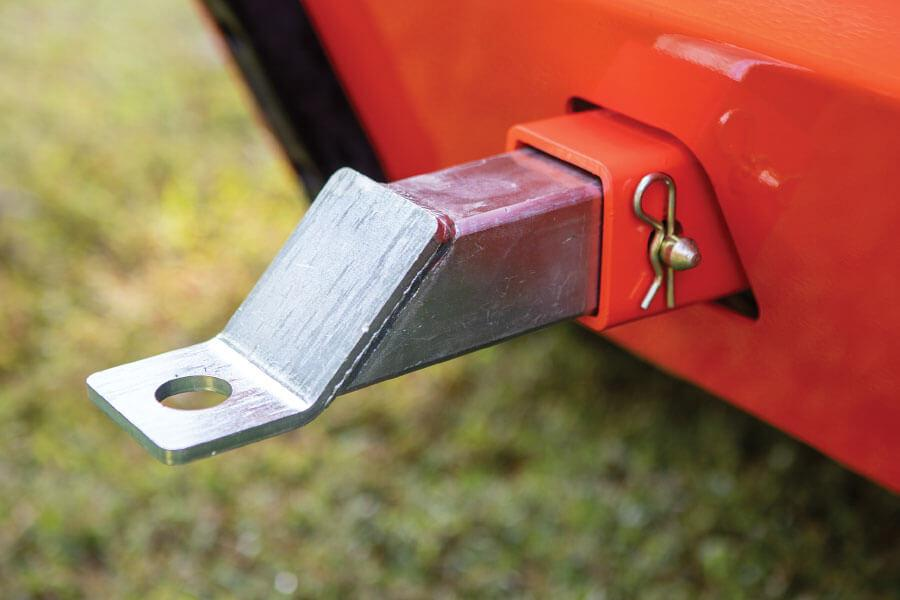 Bad Boy Oem Hitch Receivers, Front and Rear Hitch Recievers, Front or Rear Hitch Recievers for bad boy mower