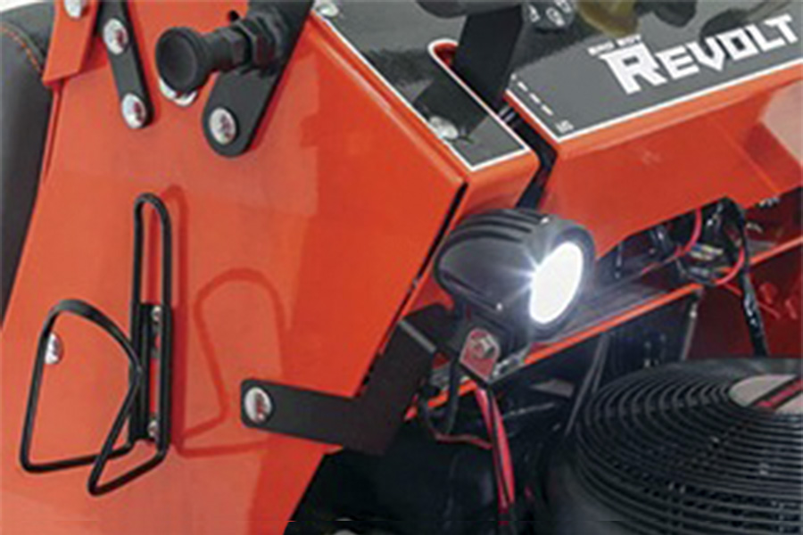 Bad Boy Oem LED light kit, Bad Boy LED light kit, Revolt LED Light kit, LED light kit, LED light kit for bad boy mower