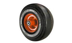 Bad Boy Zero turn Oem tire, No-flat tire, run flat tires, factory replacement, nice rims for bad boy mower