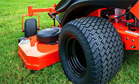 Bad Boy Mowers Oem Tires, No-flat tire, run flat tires, factory replacement tires, nice rims for bad boy mower