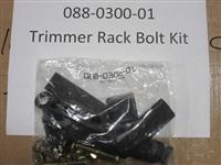 Bad Boy Trimmer Rack Bolt Kit